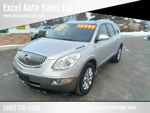 2011 Buick Enclave for sale at Excel Auto Sales LLC in Kawkawlin MI