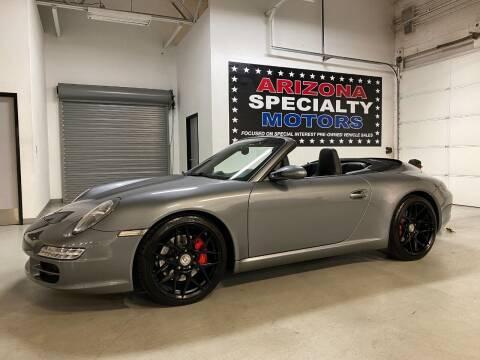 2006 Porsche 911 for sale at Arizona Specialty Motors in Tempe AZ