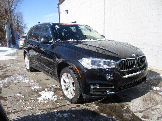 2014 BMW X5 for sale at SOUTHFIELD QUALITY CARS in Detroit MI