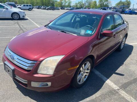 2007 Ford Fusion for sale at MFT Auction in Lodi NJ