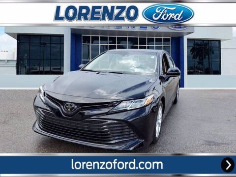 2018 Toyota Camry for sale at Lorenzo Ford in Homestead FL