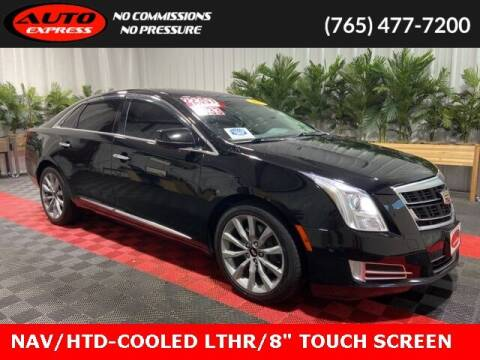 2017 Cadillac XTS for sale at Auto Express in Lafayette IN