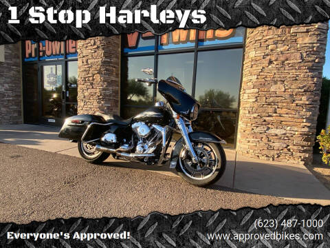 2014 Harley-Davidson FLHX street Glide for sale at 1 Stop Harleys in Peoria AZ