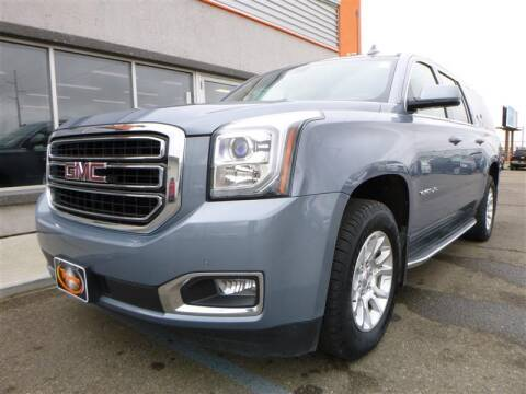2016 GMC Yukon XL for sale at Torgerson Auto Center in Bismarck ND