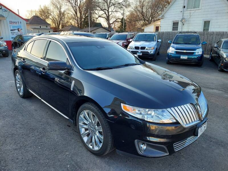 2009 Lincoln MKS for sale at Rochester Auto Mall in Rochester MN