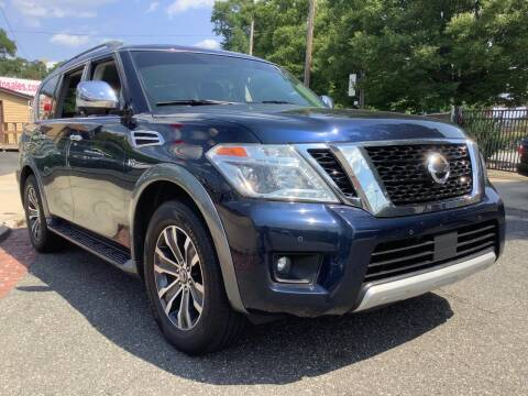 2018 Nissan Armada for sale at Active Auto Sales Inc in Philadelphia PA