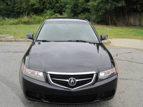 2004 Acura TSX for sale at EBN Auto Sales in Lowell MA