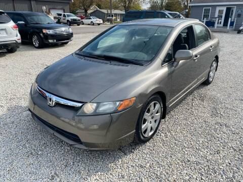 2006 Honda Civic for sale at Davidson Auto Deals in Syracuse IN