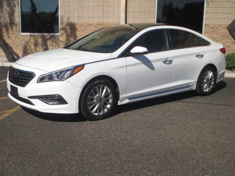 2015 Hyundai Sonata for sale at COPPER STATE MOTORSPORTS in Phoenix AZ
