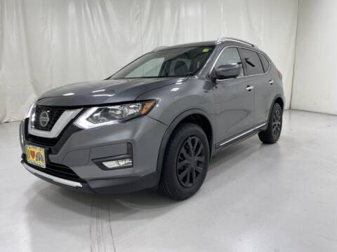 2018 Nissan Rogue for sale at Tom Peacock Nissan (i45used.com) in Houston TX