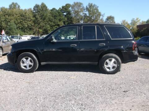 2005 Chevrolet TrailBlazer for sale at Car Check Auto Sales in Conway SC