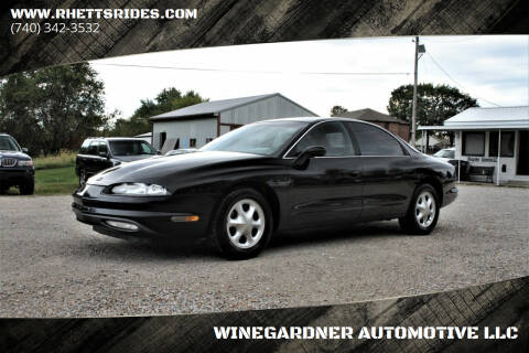 1999 Oldsmobile Aurora for sale at WINEGARDNER AUTOMOTIVE LLC in New Lexington OH