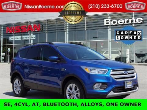2018 Ford Escape for sale at Nissan of Boerne in Boerne TX