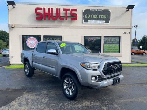 2017 Toyota Tacoma for sale at Shults Resale Center Olean in Olean NY