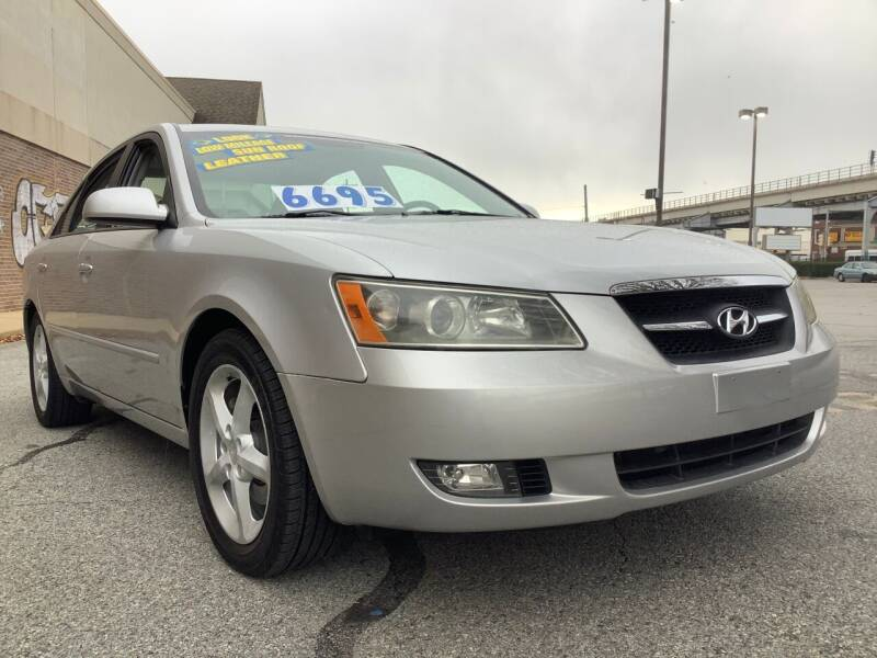 2007 Hyundai Sonata for sale at Active Auto Sales Inc in Philadelphia PA