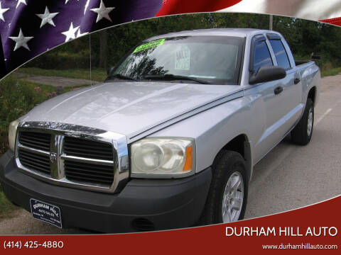 2006 Dodge Dakota for sale at Durham Hill Auto in Muskego WI
