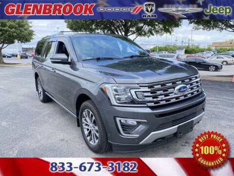 2018 Ford Expedition MAX for sale at Glenbrook Dodge Chrysler Jeep Ram and Fiat in Fort Wayne IN