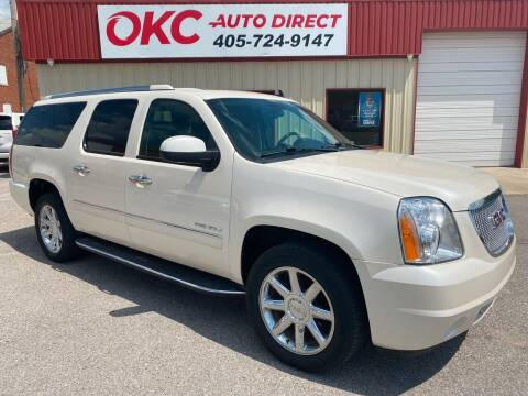 2012 GMC Yukon XL for sale at OKC Auto Direct in Oklahoma City OK