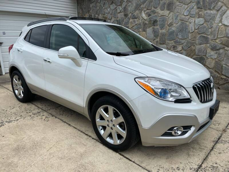 2015 Buick Encore for sale at Jack Hedrick Auto Sales Inc in Madison NC