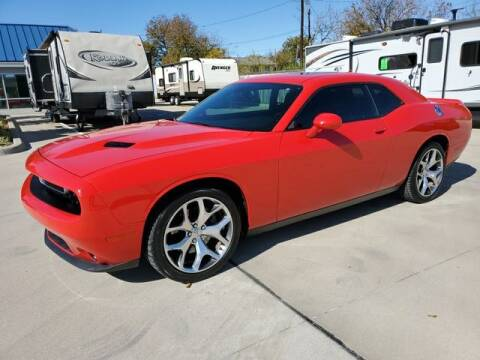 2015 Dodge Challenger for sale at Kell Auto Sales, Inc - Grace Street in Wichita Falls TX