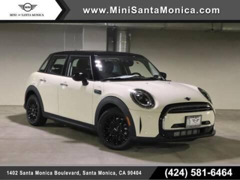 2022 MINI Hardtop 4 Door for sale at MINI OF SANTA MONICA in Santa Monica CA