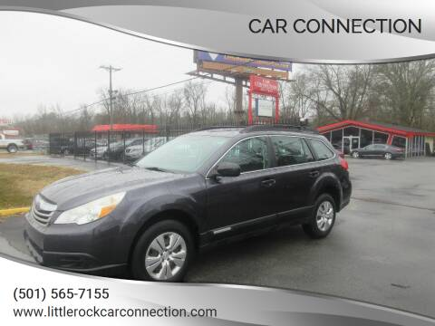 2011 Subaru Outback for sale at Car Connection in Little Rock AR