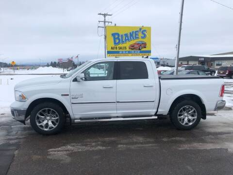 2019 RAM Ram Pickup 1500 Classic for sale at Blake's Auto Sales in Rice Lake WI