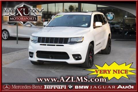 2018 Jeep Grand Cherokee for sale at Luxury Motorsports in Phoenix AZ