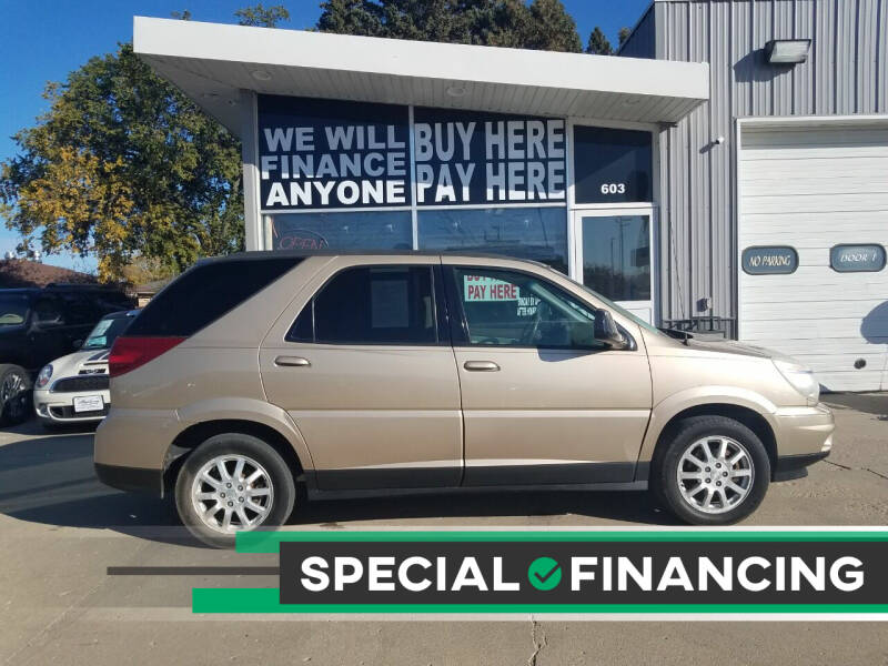 2006 Buick Rendezvous for sale at STERLING MOTORS in Watertown SD