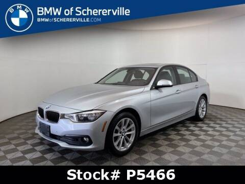 2016 BMW 3 Series for sale at BMW of Schererville in Shererville IN