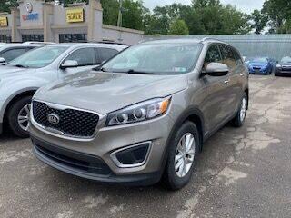 2016 Kia Sorento for sale at Car Depot in Detroit MI
