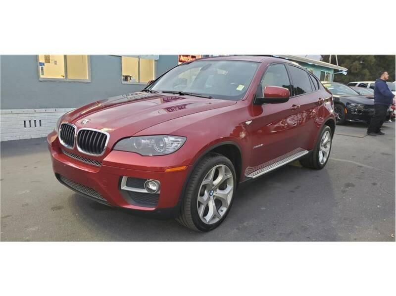 2014 BMW X6 for sale at AutoDeals in Hayward CA