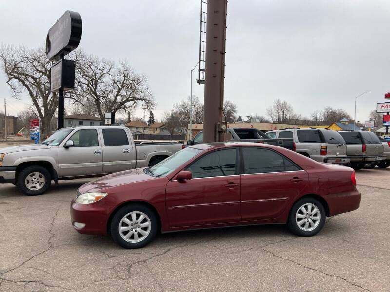 2004 Toyota Camry for sale at Imperial Group in Sioux Falls SD