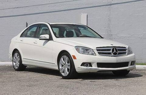 2011 Mercedes-Benz C-Class for sale at No 1 Auto Sales in Hollywood FL