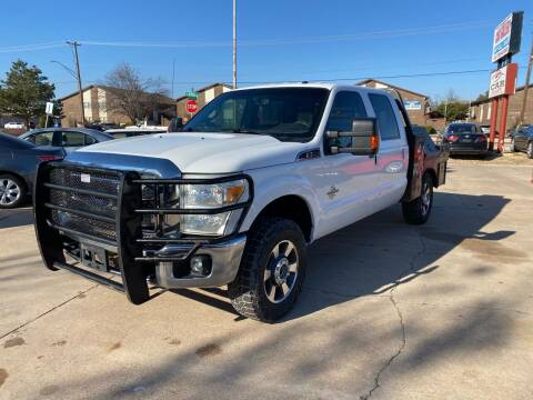 2011 Ford F-250 Super Duty for sale at Car Gallery in Oklahoma City OK