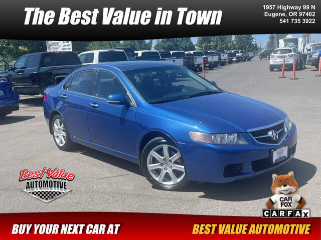 2004 Acura TSX for sale in Eugene, OR