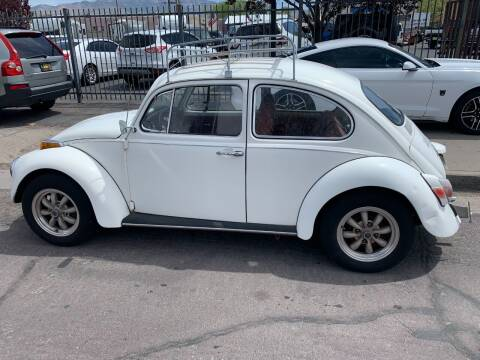 1970 Volkswagen Beetle for sale at DPM Motorcars in Albuquerque NM