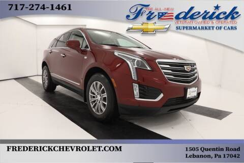 2017 Cadillac XT5 for sale at Lancaster Pre-Owned in Lancaster PA