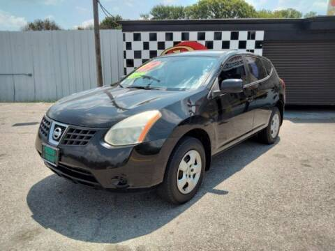 2008 Nissan Rogue for sale at www.rnbfinance.com in Dallas TX