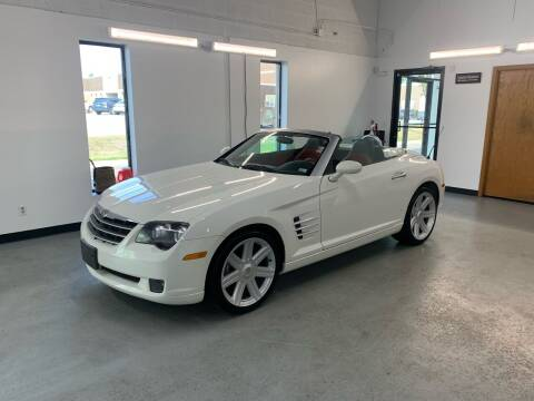 2005 Chrysler Crossfire for sale at The Car Buying Center in Saint Louis Park MN