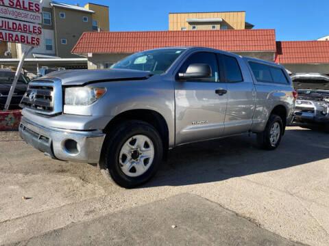 2012 Toyota Tundra for sale at ELITE MOTOR CARS OF MIAMI in Miami FL