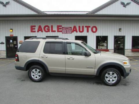 2007 Ford Explorer for sale at Eagle Auto Center in Seneca Falls NY