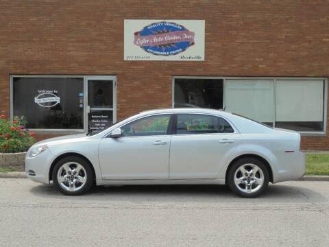 2009 Chevrolet Malibu for sale at Eyler Auto Center Inc. in Rushville IL