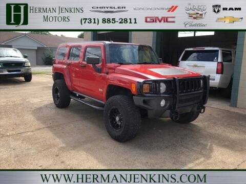2007 HUMMER H3 for sale at Herman Jenkins Used Cars in Union City TN