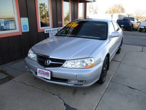 2002 Acura TL for sale at Autoland in Cedar Rapids IA
