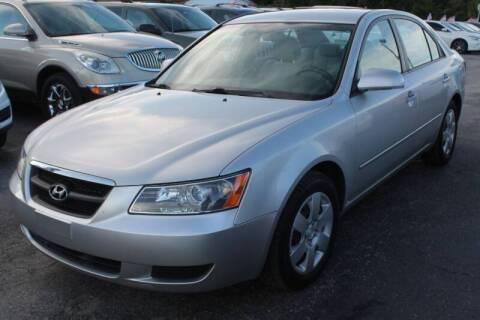 2008 Hyundai Sonata for sale at Mars auto trade llc in Kissimmee FL