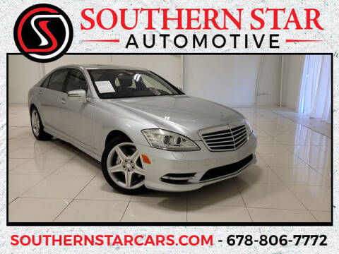 2010 Mercedes-Benz S-Class for sale at Southern Star Automotive, Inc. in Duluth GA