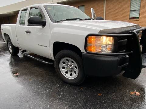 2011 Chevrolet Silverado 1500 for sale at Wheel Tech Motor Vehicle Sales in Maylene AL