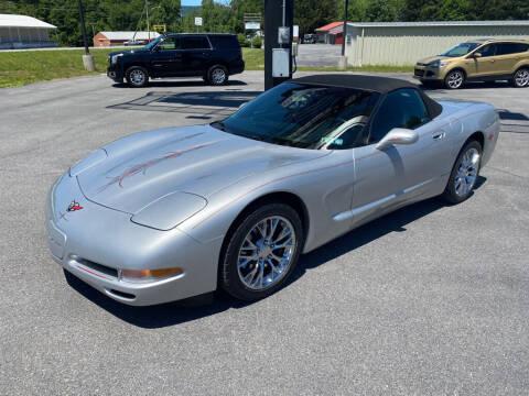 2001 Chevrolet Corvette for sale at Alexandria Auto Mart LLC in Alexandria PA