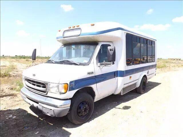 2002 Ford EL DORADO for sale at Interstate Bus Sales Inc. in Wallisville TX